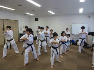 日曜空手 屯田教室 新琴似・新川教室_c0118332_15483318.jpg
