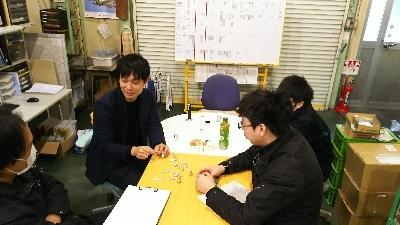 11/18(土)  どんどん☆ブラッシュアップ_a0272042_18130555.jpg