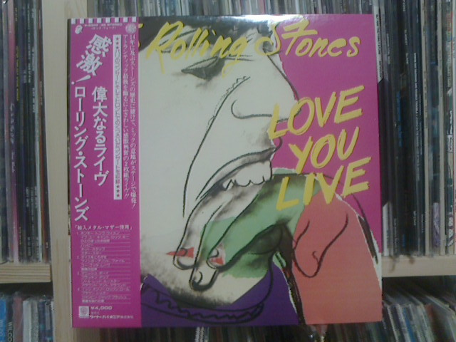 Love You Live / The Rolling Stones_c0104445_092261.jpg