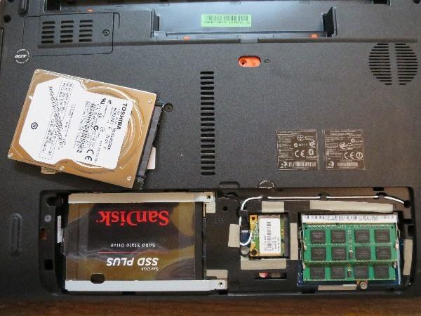 パソコンのHDDをSSDに換装_a0095470_22002082.jpg