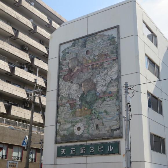 ツインヅはエラーが多くて何回も貼り直し、ククレもね 東大阪市_c0001670_21085933.jpg
