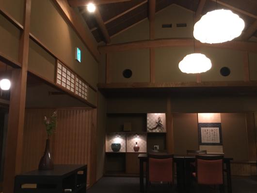 徳島 ホテルリッジの夕食@万里荘_e0139694_09150173.jpg
