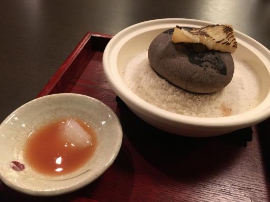 徳島 ホテルリッジの夕食@万里荘_e0139694_09150394.jpg