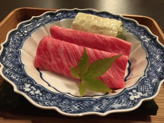 徳島 ホテルリッジの夕食@万里荘_e0139694_09150498.jpg
