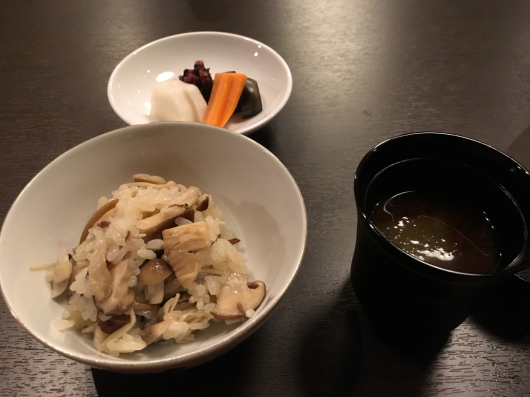 徳島 ホテルリッジの夕食@万里荘_e0139694_09204356.jpg