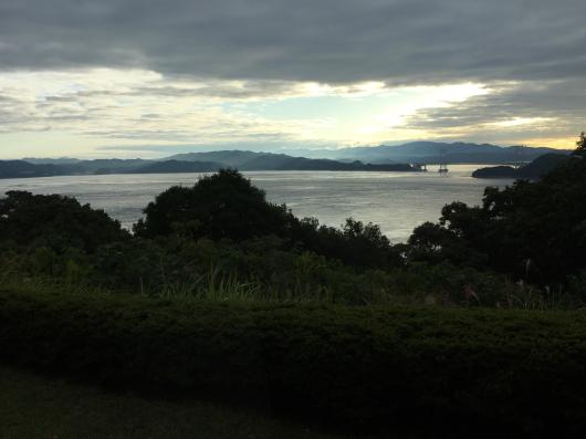 徳島 ホテルリッジの朝食_e0139694_09274915.jpg