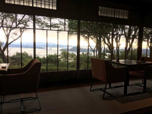 徳島 ホテルリッジの朝食_e0139694_09275370.jpg