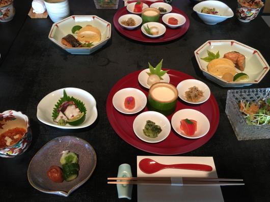 徳島 ホテルリッジの朝食_e0139694_09275631.jpg
