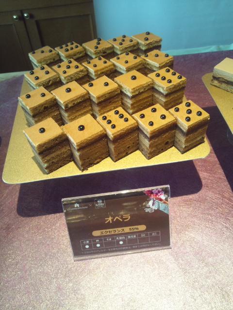 川崎日航ホテル 夜間飛行 チョコレートスイーツブッフェ第三弾_f0076001_21281420.jpg