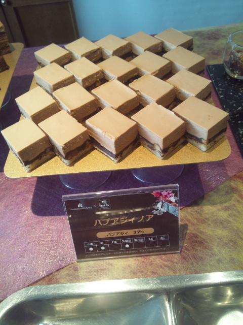 川崎日航ホテル 夜間飛行 チョコレートスイーツブッフェ第三弾_f0076001_21283479.jpg
