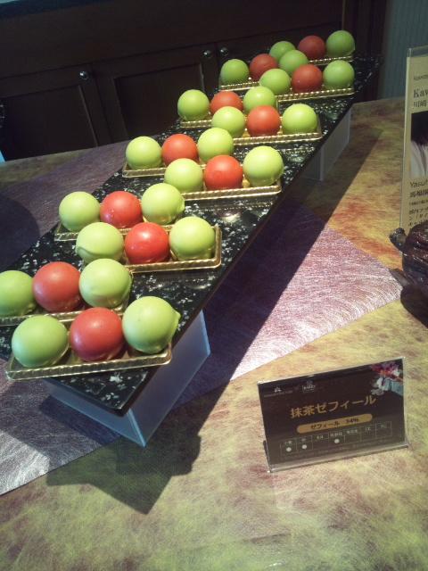 川崎日航ホテル 夜間飛行 チョコレートスイーツブッフェ第三弾_f0076001_21301511.jpg