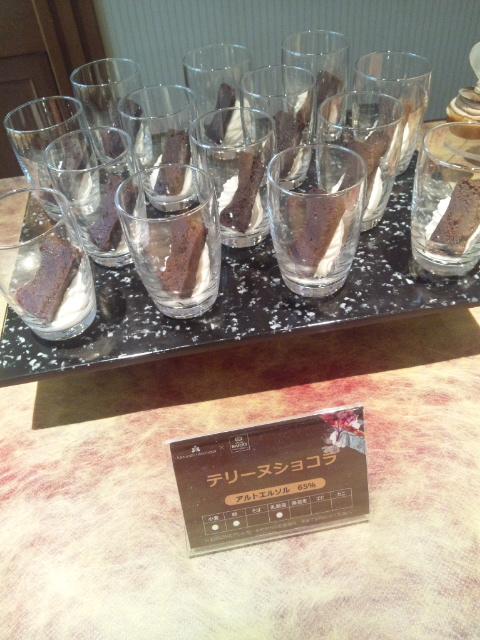 川崎日航ホテル 夜間飛行 チョコレートスイーツブッフェ第三弾_f0076001_21305122.jpg