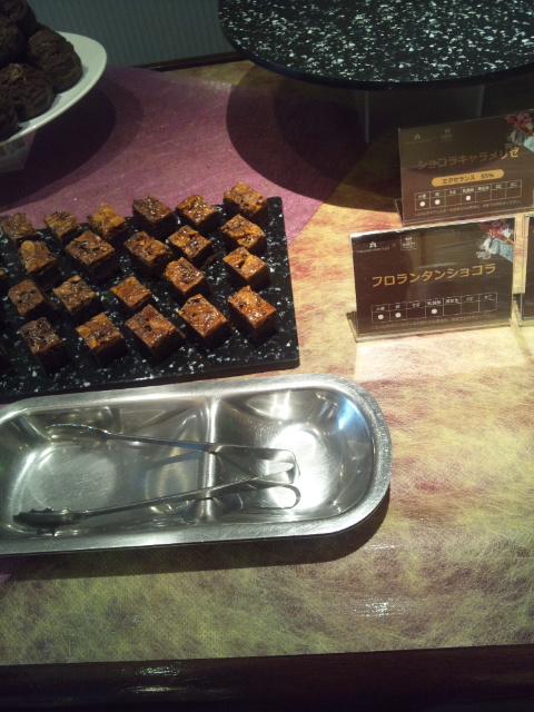 川崎日航ホテル 夜間飛行 チョコレートスイーツブッフェ第三弾_f0076001_21322226.jpg