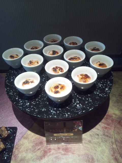 川崎日航ホテル 夜間飛行 チョコレートスイーツブッフェ第三弾_f0076001_2133252.jpg