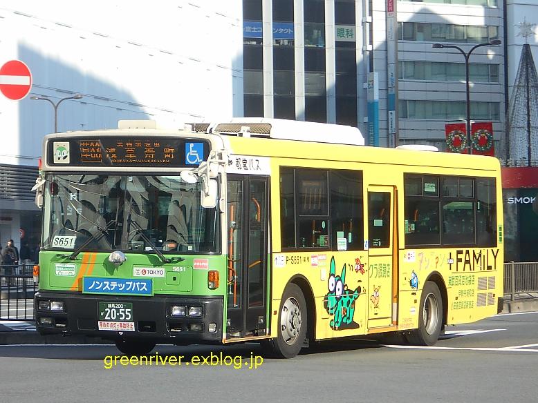 東京都交通局 P-S651 【アンファン】_e0004218_19555623.jpg