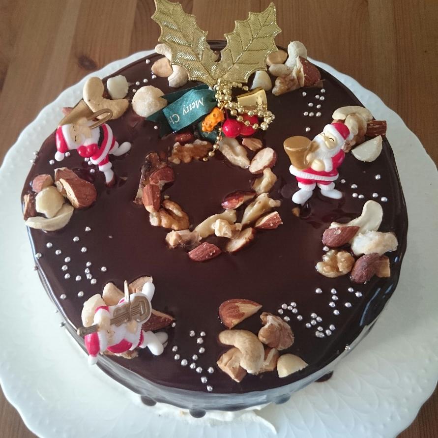 クリスマスケーキ試作_a0113430_07332597.jpg