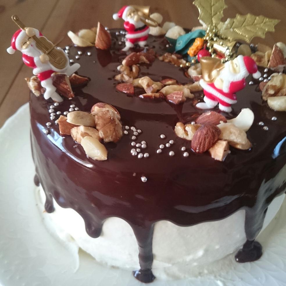クリスマスケーキ試作_a0113430_07334041.jpg