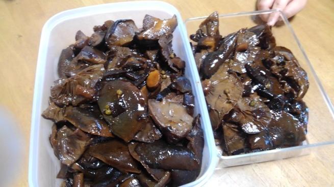 椎茸の佃煮_c0236632_15140295.jpg