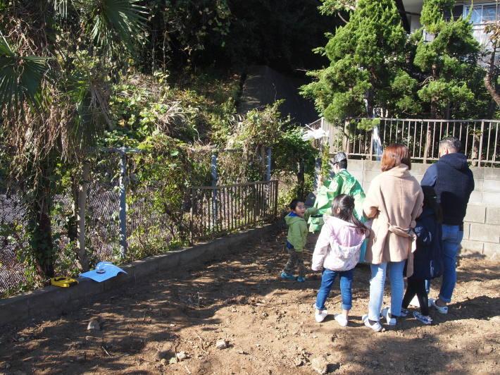 横浜市南区の家☆地鎮祭が執り行われました!_c0152341_10313609.jpg