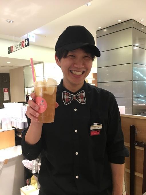 紅茶王子 銀座三越イベント&アフタヌーンティーレッスンのマリアージュ_e0214541_14104637.jpeg