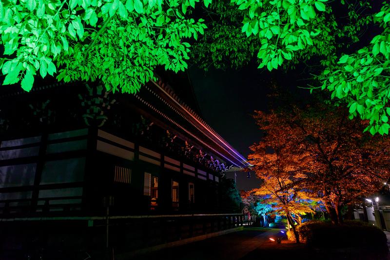 妙顕寺ライトアップ_f0155048_22294531.jpg