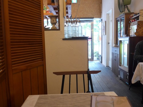新宿御苑前「ビストラン ポティロン」へ行く。_f0232060_11254812.jpg