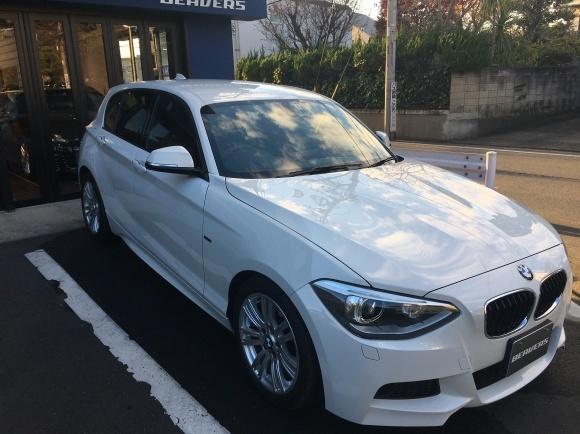 BMW 120i MスポーツPKG_b0378781_15265007.jpg