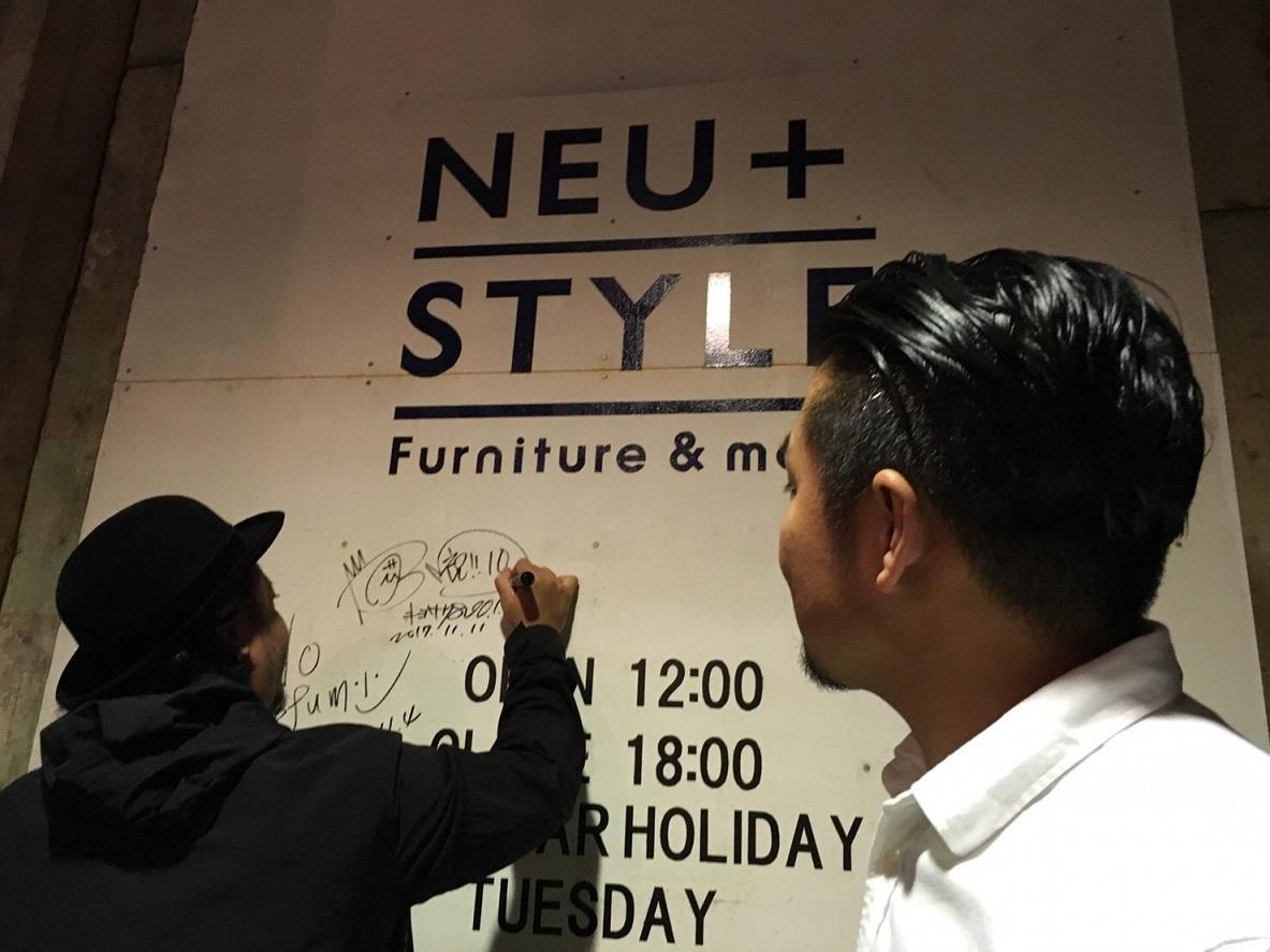 NEU+STYLE 10th Anniversary Party 2017_c0146581_23524770.jpg