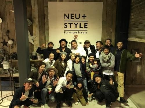NEU+STYLE 10th Anniversary Party 2017_c0146581_23531140.jpg