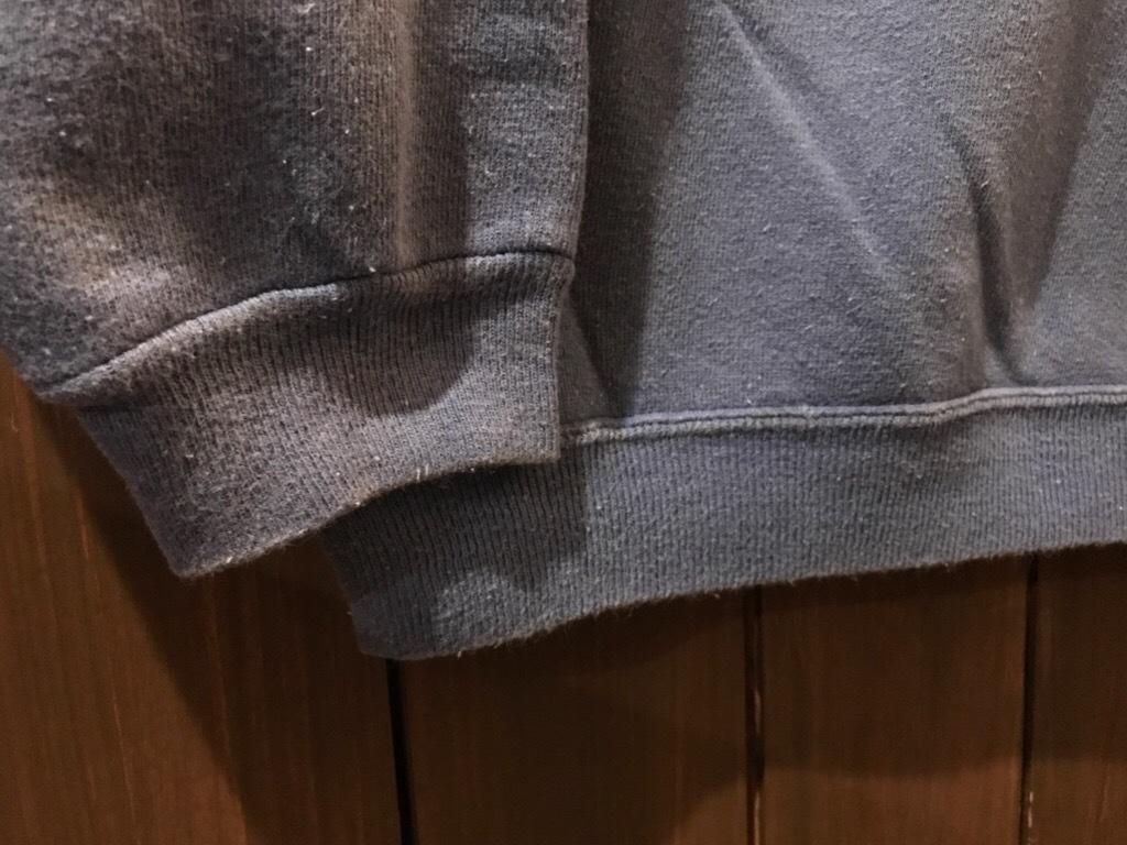 神戸店11/22(水)ヴィンテージ入荷!#3 Vintage Sweat!Black!Double Face!!!_c0078587_13142587.jpg