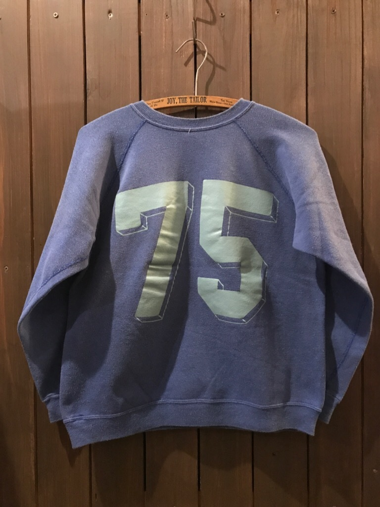 神戸店11/22(水)ヴィンテージ入荷!#3 Vintage Sweat!Black!Double Face!!!_c0078587_13142756.jpg