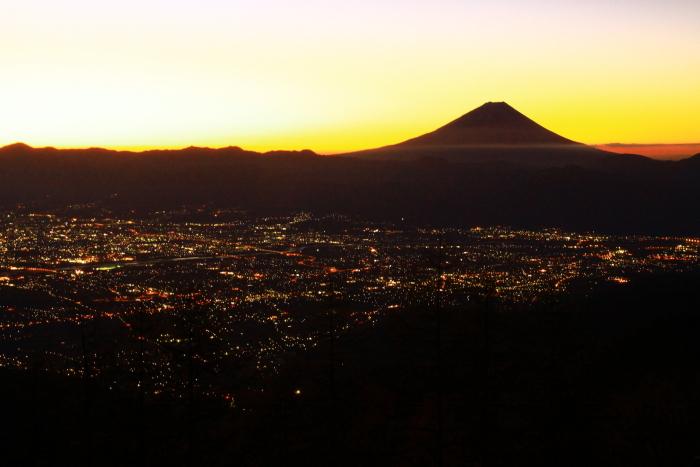 29年11月の富士(16)甘利山の富士_e0344396_16554656.jpg