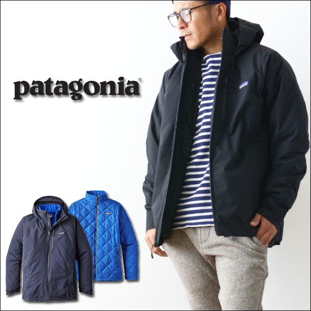 patagonia[パタゴニア正規代理店] M\'s Windsweep 3-in-1 Jkt [28090] メンズ・ウインドスウィープ・スリーインワン・ジャケット MEN\'S _f0051306_09550105.jpg