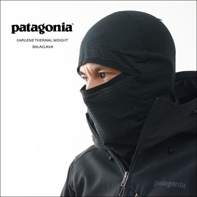patagonia [パタゴニア正規代理店] CAPILENE THERMAL WEIGHT BALACLAVA [28690] キャプリーン・サーマルウェイト・バラクラバ MEN\'S/LADY\'S_f0051306_10043334.jpg