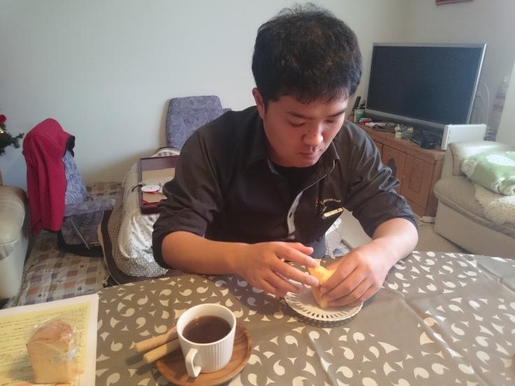 11月18日シフォンケーキ基本クラス「バニラシフォン」_a0113430_07210641.jpg