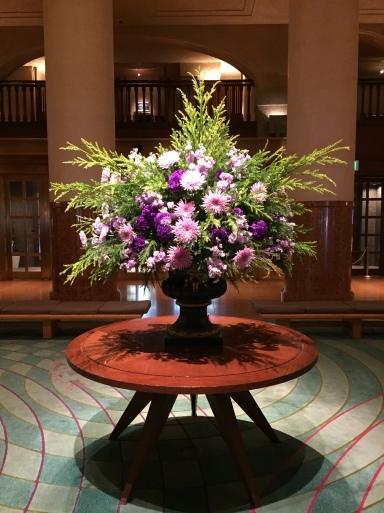 京都ホテルオークラ  ウェイクアップセット_c0223630_10392324.jpg