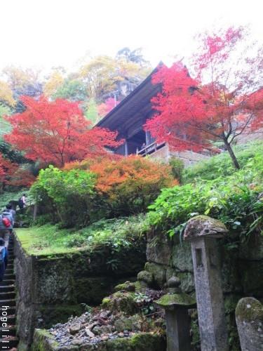 楽しい秋の温泉プチ旅行♪いざ山寺へ^^_f0207146_20290057.jpg