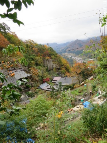 楽しい秋の温泉プチ旅行♪いざ山寺へ^^_f0207146_20295548.jpg