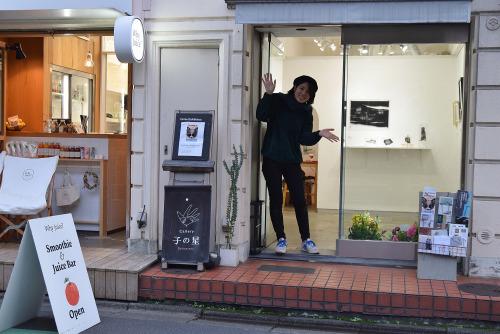 Aya Uotani 切り絵展 2017@ 最終日_e0272050_13582743.jpg