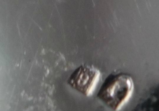 シルバープレートバタープレス皿1、2_f0112550_03194728.jpg
