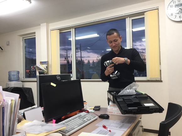 11月22日 水曜日のひとログ(。・Д・)ゞ 29人乗りレンタカーバスあり〼!!TOMMY☆本日も2台ご成約!!_b0127002_1625296.jpg