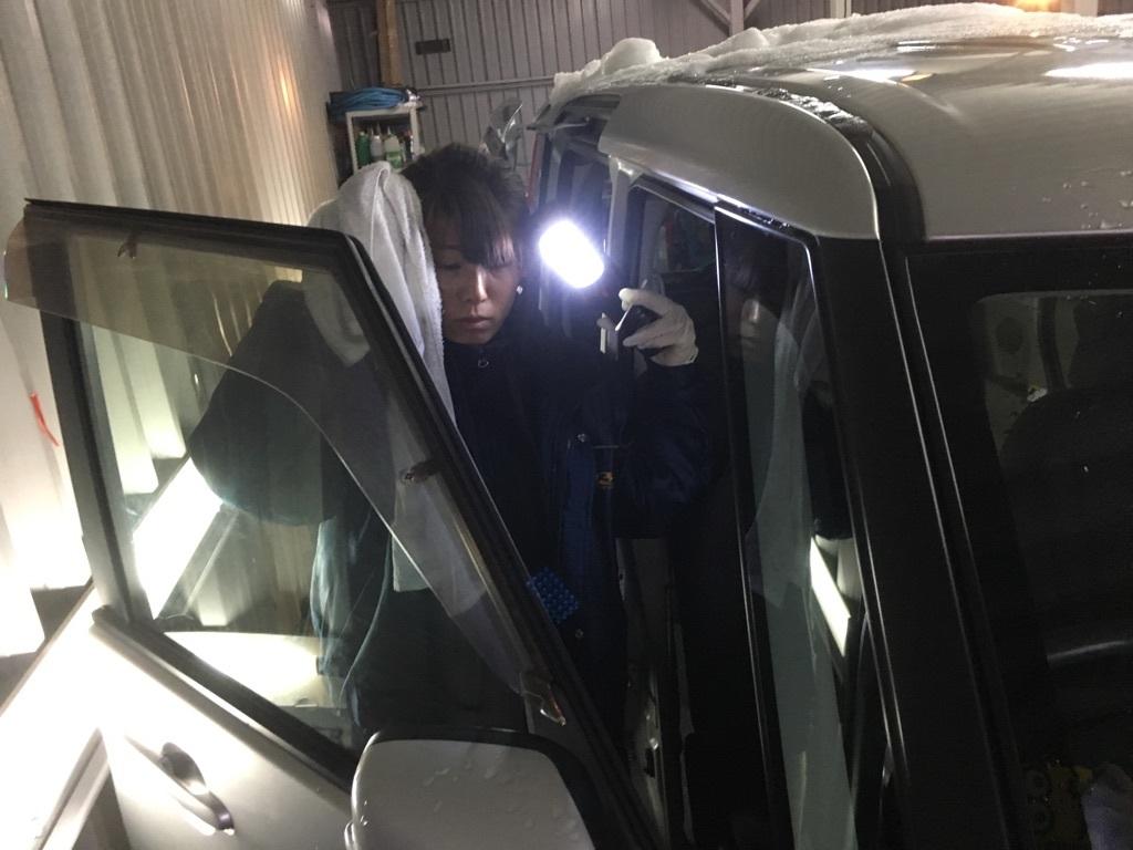 11月22日(水)☆TOMMYアウトレット☆あゆブログ(*´∀') キューブY様納車☆ タントF様ご成約♪_b0127002_16492598.jpg
