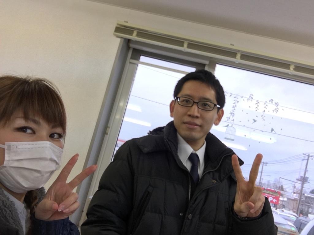 11月22日(水)☆TOMMYアウトレット☆あゆブログ(*´∀') キューブY様納車☆ タントF様ご成約♪_b0127002_17041801.jpg