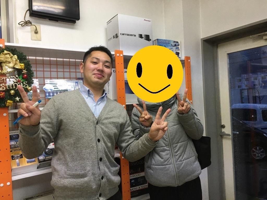 11月22日(水)☆TOMMYアウトレット☆あゆブログ(*´∀') キューブY様納車☆ タントF様ご成約♪_b0127002_17300159.jpg