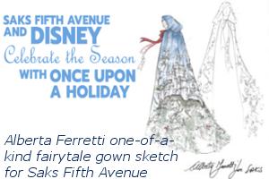 NYのSaks Fifth AvenueとDisneyが『白雪姫』生誕80周年記念ホリデー・ウィンドウで史上初コラボ!!!_b0007805_921773.jpg