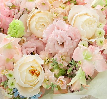 お母様への贈呈花 ラシャンスダムール_a0042928_14284658.jpg
