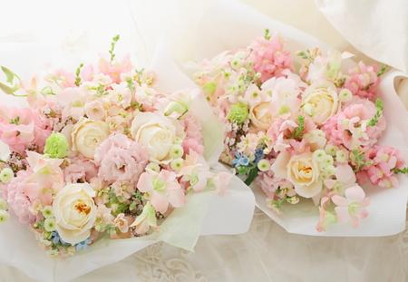お母様への贈呈花 ラシャンスダムール_a0042928_14301561.jpg
