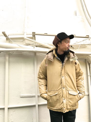 "Put on the ""Inyo Jacket\"" !!_d0227059_09462733.jpg"