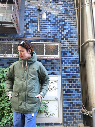 "Put on the ""Inyo Jacket\"" !!_d0227059_09474930.jpg"