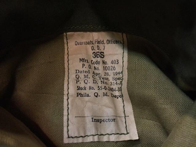 11月25日(土)大阪店スーペリア入荷!#2 Militaryパート2編!ServiceShoes&Coat!!_c0078587_20121346.jpg